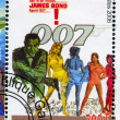 Poster James Bond — Photo