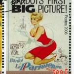 Постер, плакат: Poster Brigitte Bardot