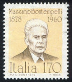 Massimo bontempelli — Stock fotografie