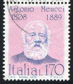 Antonio meucci — Stockfoto