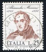 Alessandro manzoni — Stockfoto