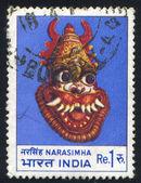 Máscara de narasimha — Foto de Stock