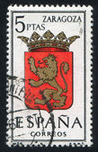 Provincial Arms — Стоковое фото