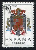 Vapen av spanien — Stockfoto