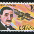 Stock Photo: Benito Loygorri and Airplane
