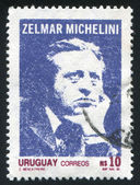 Zelmar Michelini Assassinated — Stock Photo