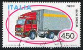 Iveco vrachtwagen — Stockfoto
