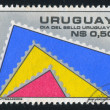 Stock Photo: Symbolic Stamps