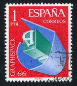 Exhibition Emblem — Стоковое фото