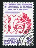 Congress Emblem — Stok fotoğraf