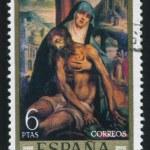 Постер, плакат: Piety by Luis de Morales
