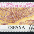 Map of Las Palmas - Stockfoto