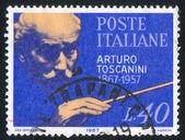 Artuto Toscanini — Foto de Stock