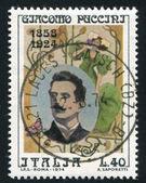 Giacomo puccini — Foto de Stock