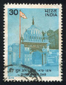 Gurdwara Baoli Shrine — Stock Photo