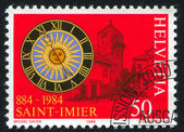 Saint Imier — Stock Photo