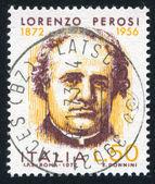 Lorenzo perosi — Foto Stock