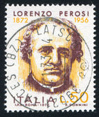 Lorenzo perosi — Stockfoto