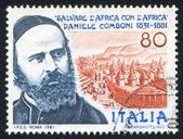 Daniele Comboni — Stock Photo