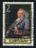Francisco de goya — Foto de Stock