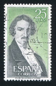 Portrait of Jose de Espronceda — Stock Photo