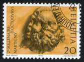 Octodurus martigny bimillenium — Foto Stock