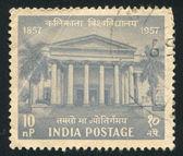 University in Calcutta — Stock Photo
