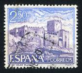 Castle Velez Blanco — Stock Photo