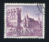 Alcazar de Segovia — Stock Photo