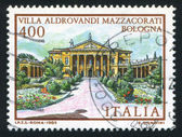 Mazzacorati aldrovandi villa à bologne — Photo
