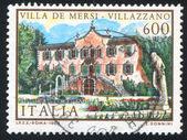 Villa de mersi em villazzano — Foto Stock