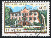 Villa de mersi i villazzano — Stockfoto