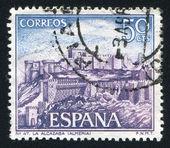 Castello alcazaba — Foto Stock