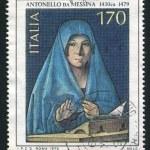 Постер, плакат: Virgin Mary by Antonello da Messina
