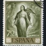 Virgin of the lanterns by Romero de Torres — Stock Photo #14693943