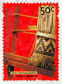 Weaving Loom — Stock fotografie