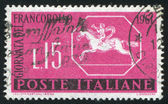 Sardinia letter sheet — Stock Photo
