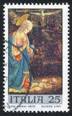 Virgin och barn av fra filippo lippi — Stockfoto