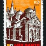 Basilica of Saint Anthony of Padua — Stock Photo #15267907