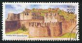Golconda fort — Stock Photo