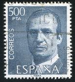 King Juan Carlos I — Stock Photo