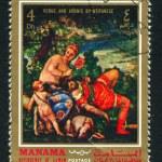 ������, ������: Venus and Adonis by Veronese