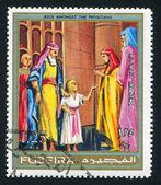 Jesús entre los médicos — Foto de Stock