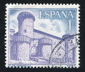 Castle Jarandilla — Stock Photo