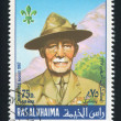 Baden Powell — Stock Photo