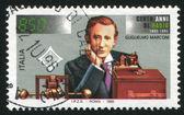 Guglielmo Marconi — Stock Photo
