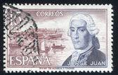 Jorge Juan — Stock Photo