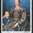 Постер, плакат: Eleanor of Toledo by Bronzino