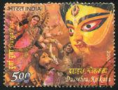 Durga puja — Zdjęcie stockowe