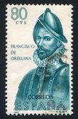 Francisco de Orellana — Stock Photo